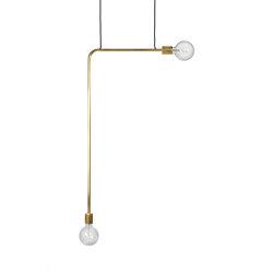 Essentials Pendant Lamp Copper   Suspended lights   Serax