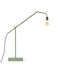 F.03 Floor Lamp Marianne S Green | Free-standing lights | Serax