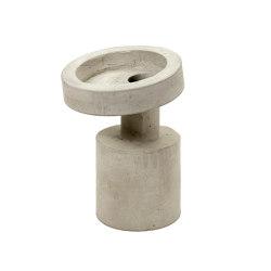 FCK Vase Cement L   Vases   Serax