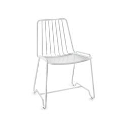 Fish & Fish Dining Chair Alu | Chairs | Serax