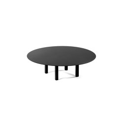 Interior Design by Bea Mombaers Round Low Table 1 | Tables d'appoint | Serax