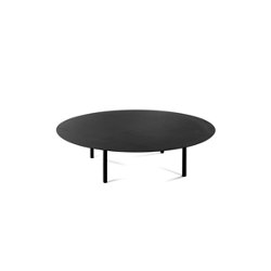 Interior Design by Bea Mombaers Round Low Table 3 | Couchtische | Serax