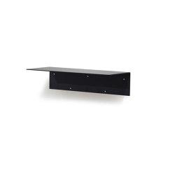 Interior Design by Bea Mombaers Shelf 1 Black | Estantería | Serax