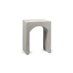 Roman Bench Single Concrete | Mesas auxiliares | Serax