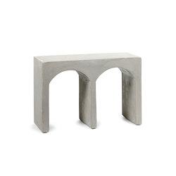 Roman Bench Double Concrete | Mesas auxiliares | Serax