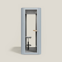 Space S | Telephone booths | Mute