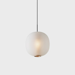 Bloom Pendant Large - White | Suspended lights | Resident
