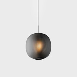 Bloom Pendant Large - Black | Suspensions | Resident