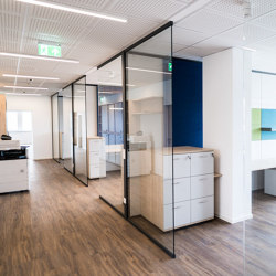 INTEK ONE | Wall partition systems | INTEK