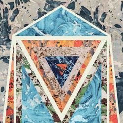 Araldica | Blasone Grigio | Ceramic panels | FLORIM