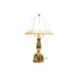 Hammered Josef Hoffmann Wiener Werkstaette Table Lamp   Lámparas de sobremesa   Woka
