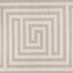 Labyrint Woven flat | Formatteppiche | Kateha