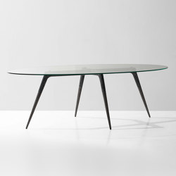Assembly Table Oval | Mesas comedor | District Eight