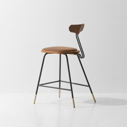 Dayton Counter Stool | Taburetes de bar | District Eight