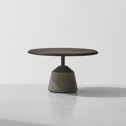 EXETER SIDE TABLE XL | Tavolini alti | District Eight