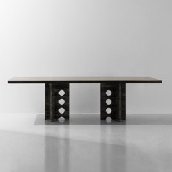 Foundry Table T | Dining tables | District Eight