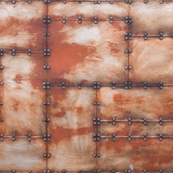 Bolts Carmin | Pannelli composto | Artstone