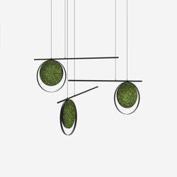 Tail | Sound absorbing suspended panels | Greenmood