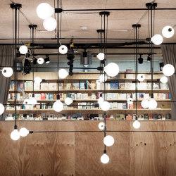 Mobile | Suspended lights | Neue Werkstatt