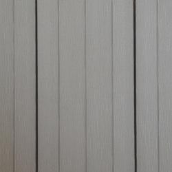 Ecolegno decking - colour white sand - wide groove   Wood flooring   Saimex
