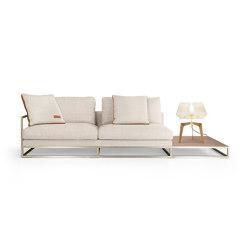 V210 | Sofa L | Canapés | Aston Martin Interiors