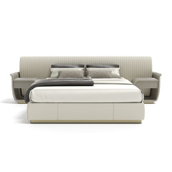 Allure Lux  Bed L | Camas | Capital