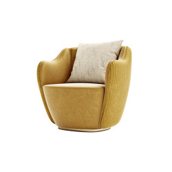 Audrey M Armchair | Sessel | Capital