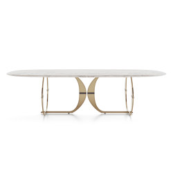 Convivio Dining Table | Dining tables | Capital