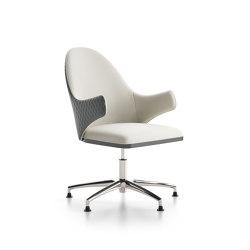 Diva L Office Armchair | Chaises de bureau | Capital