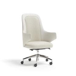 Diva XL Office Armchair | Sillas de oficina | Capital