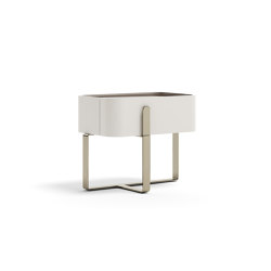 Eden Sx-Dx Bedside Table | Night stands | Capital
