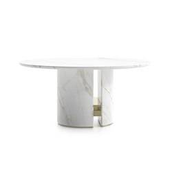 Ercole Dining Table | Mesas comedor | Capital