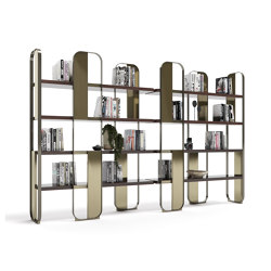 Giselle Bookcase | Étagères | Capital