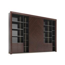 Kalispera XXL Bookcase | Conjuntos de salón | Capital