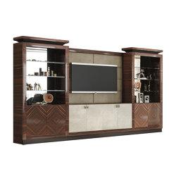 Kokko Living Bookcase | Conjuntos de salón | Capital