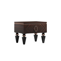 Korp  Bedside Table | Night stands | Capital