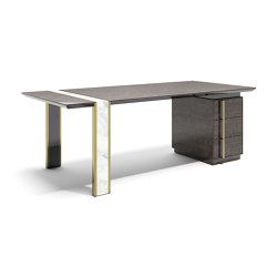 Lincoln L Writing Desk | Desks | Capital