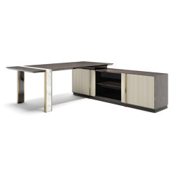 Lincoln XL Writing Desk | Bureaux | Capital