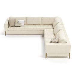 Oyster Corner Sofa | Sofas | Capital