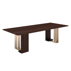 Tycoon Dining Table | Mesas comedor | Capital