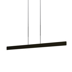 Sub Pendant, Matte Black | Suspended lights | Koncept