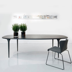 Organic oval | Dining tables | spHaus