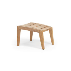 Ribot Footstool | Pufs | Ethimo