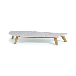Rafael Coffee table | Tavolini bassi | Ethimo