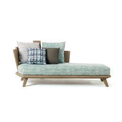 Rafael Daybed | Day beds / Lounger | Ethimo