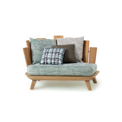 Rafael Lounge armchair | Sessel | Ethimo