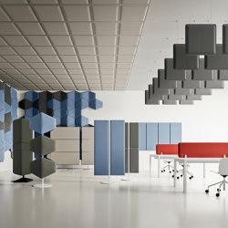 DV300-COLIBRì_FAMILY | Acoustic ceiling systems | DVO