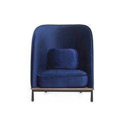 Arc Highback Chair | Armchairs | Stellar Works