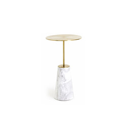Bund Side Table H500 | Tables d'appoint | Stellar Works