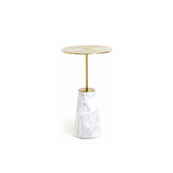 Bund Side Table H560 | Tables d'appoint | Stellar Works